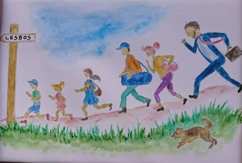 Lauf-Challenge für UNICEF und gegen COVID-19